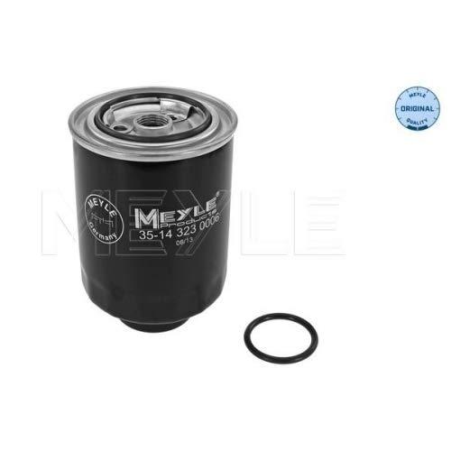 Meyle Filtre à carburant de qualité authentique Référence 35-14 323 0006