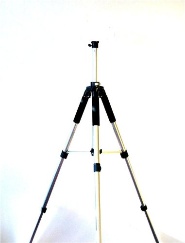 Pacific Laser Systems PLS Elevator Tripod with Adjustable Height to 9-Foot 6-Inch