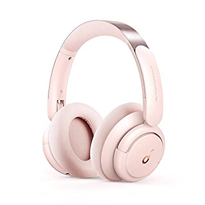 Soundcore by Anker Life Q30 Hybrid Active Noise Cancelling Headphones with Multiple Modes, Hi-Res Sound, Custom EQ via App, 40H Playtime, Comfortable Fit, Bluetooth Headphones, Connect to 2 Devices from Anker