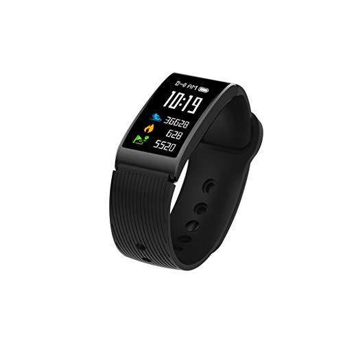DAYLIN Reloj Inteligente Hombre Mujer Niño Niña Fitness Tracker ip68 Impermeable Monitor con Llamadas,Cámara TF,Análisis de Sueño,Podómetro,GPS,Bluetooth Reloj Smartwatch para Android iOS