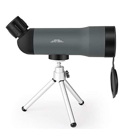 Yingm Waterdichte Monoculaire Draagbare 20x50 Telescoop HD Zoom Spiegel Met Statief Outdoor Jagen Vogel Kijken Hoge Lijst Verrekijker Monoculairen voor Vogels Kijken