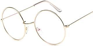 2019 retro round pink sunglasses ladies sunglasses ladies alloy mirror female