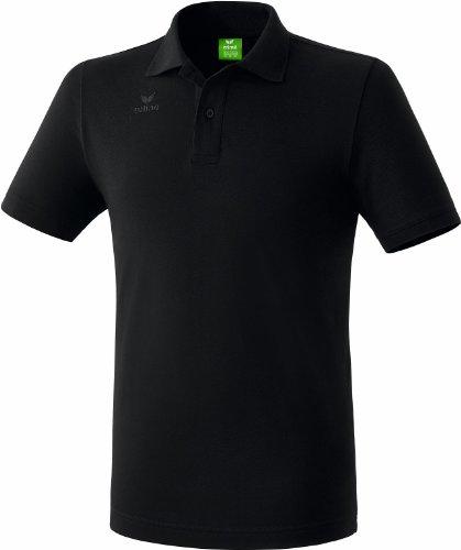 erima Kinder Poloshirt Teamsport, schwarz, 164, 211330