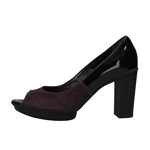 Hogan Pumps Damen Lack lila 36 EU