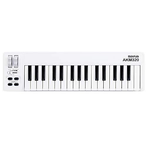 midiplus AKM320 32 key MIDI Keyb...