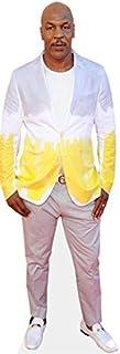 Pappaufsteller lebensgross Celebrity Cutouts Mike Tyson Leather Jacket