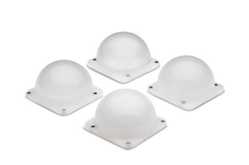 Lume Cube Diffusions Glühbirnen Pack für Lichthaus gemischt