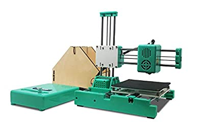 3D Printer for Beginners, Kids or Teens (Easythreed X2 mini 3D Printer with 1KG PLA holder)