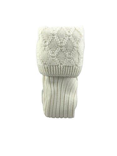 Mens Pipe Band Luxury Scottish Wool Kilt Hose//Socks Various Colours Available
