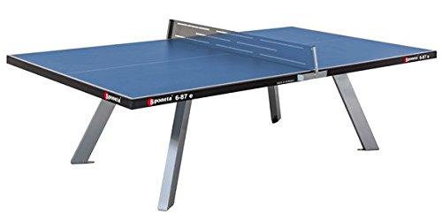 Sponeta Outdoor-Tisch S6-87e einschl. Netz, St, blau