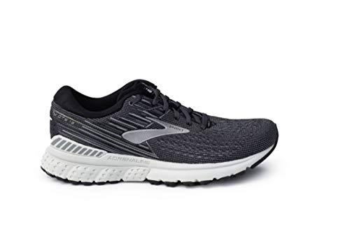 Brooks GTS 19 Adrenaline Females's Working Shoe (9, Grey, Numeric_9) thumbnail