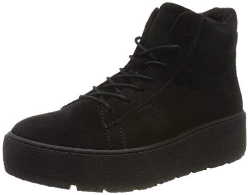 Tamaris Damen 1-1-26096-23 Hohe Stiefel, Schwarz (Black 1), 40 EU