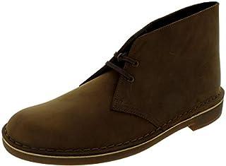 Clarks Men's Bushacre 2 Chukka Boot, Black Smooth, 9.5 M US (B01JS63P44) | Amazon price tracker / tracking, Amazon price history charts, Amazon price watches, Amazon price drop alerts