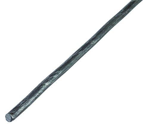 GAH-Alberts 430689 Rundstange, Material: Stahl roh, warm gewalzt, Länge: 2000 mm, Durchmesser: 8 mm