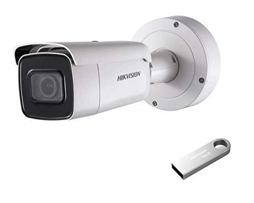 Kit Hikvision_ DS-2CD2685G0-IZS 8 MP IR Varifocal Bullet Network Camera (EX DS-2CD2685FWD-IZS)