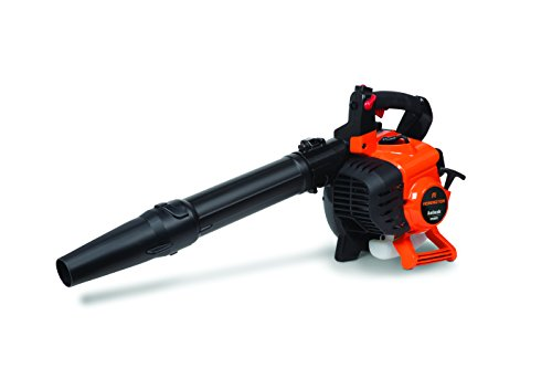 Product Image of the Remington RM2BV Ambush 27cc 2-Cycle Gas Leaf Blower with Vacuum Accessory - Handheld Gasoline Leaf Blower for Lawn Care, Orange