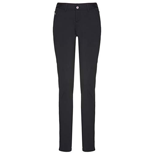 Alberto Golf Damen Alva Stretch Energy Thermo Hose Regular Slim fit-schwarz-46