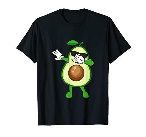 Amante divertido del aguacate Camiseta