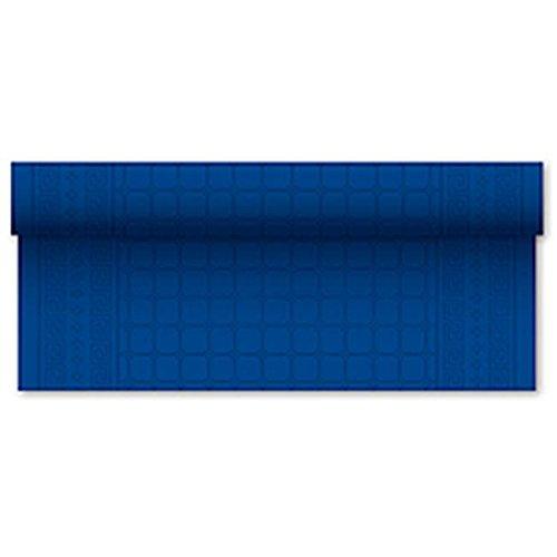 Rol, tafelkleed van papier, effen, blauw, professioneel, professioneel