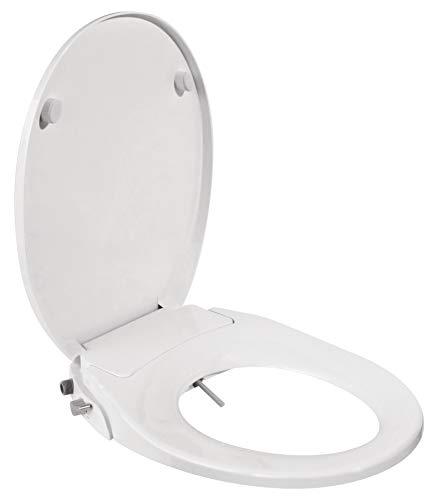 Gelco Design 707490 - Tapa para WC, Color Blanco