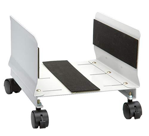 Nilox Mobile PC Stand, ROLINE Porta-PC con ruote