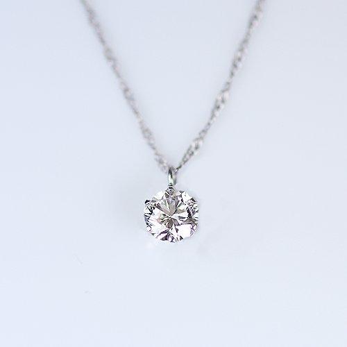 【KASHIMA】CGL鑑定書付き・プラチナ900・Dカラー・エクセレントカット・0.3ct・ダイヤ・ペンダント・ネックレス