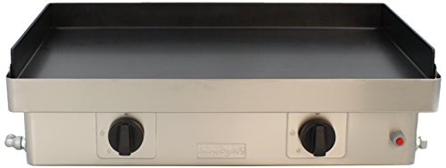 Simogas LUX-6011 Plancha Deluxe 61X41 Gaz