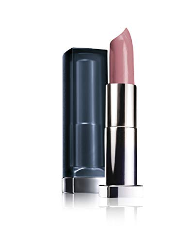 Maybelline New York - Color Sensational, Pintalabios Mate Hidratante, Tono 982 Peach Buff