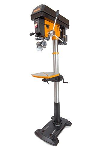 WEN 4225T 8.6-Amp 15-Inch Variable Speed Floor Standing Drill Press