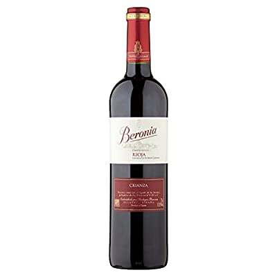 Beronia Rioja Crianza 2017 Red Wine, 75 cl