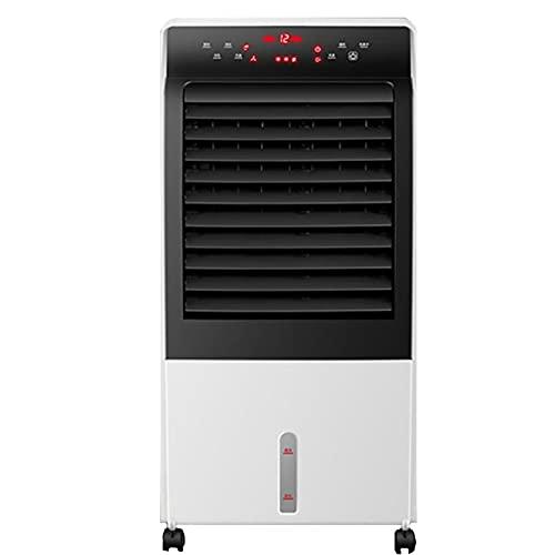 Condizionatore Portatile Fan di Riscaldamento E Raffreddamento con Aria Condizionata, con Controllo Remoto Controllo Gratuito A Tre velocità della velocità del Vento, Disponibile in Tutte Le Stagioni