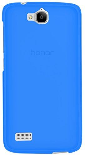 kazoj Schutzhülle kompatibel mit Huawei Honor Holly Hülle aus TPU in blau - 4