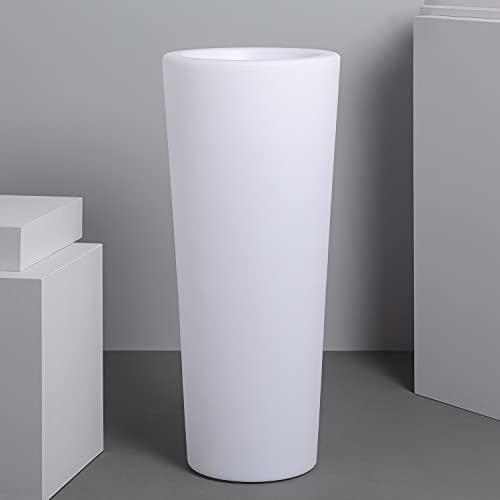 LEDKIA LIGHTING Vaso LED RGBW IP65 95cm Ricaricabile