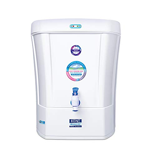 KENT Wonder Star 7 litres Wall-Mountable RO+UF+UV+TDS Water Purifier (White)