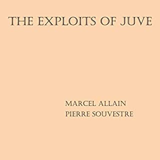 The Exploits of Juve audiobook cover art