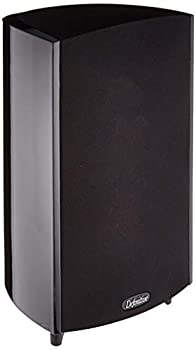 Definitive Technology ProMonitor 1000 - 2-Way Satellite or Bookshelf Speaker for Home Theater System | On Par with Any Large Speaker  Single Black