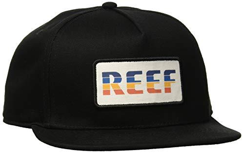 Reef Town Hat Gorra, Negro (Black Bla), Talla única (Talla del Fabricante: OS) para Hombre