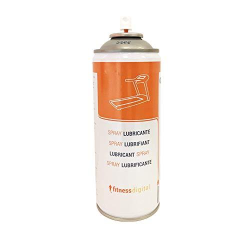 fitnessdigital Spray lubricante para Cintas de Correr 400ml ...
