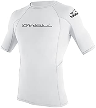 O'Neill Men's Basic Skins UPF 50+ Short Sleeve Rash Guard
