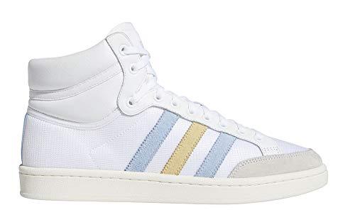 adidas Americana Hi - Zapatillas deportivas para hombre, color blanco, Blanco (Ftwwht Globlu Easyel), 42 EU