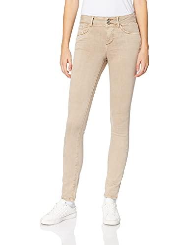 Tom Tailor 1024688 Skinny Pantalones Vaqueros Ajustados de Alexa, 11376 Dusty Taupe-Juego de Mesa [Importado de Alemania], 36W x 30L para Mujer