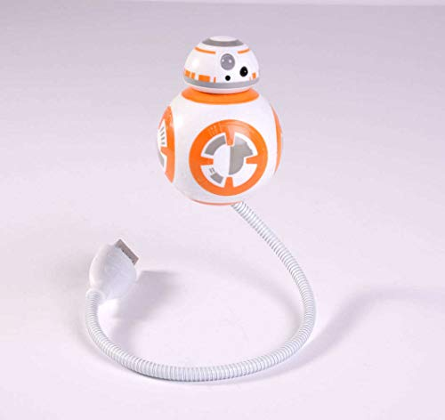 Star Wars LED-USB-Light BB-8 9 cm gadgets