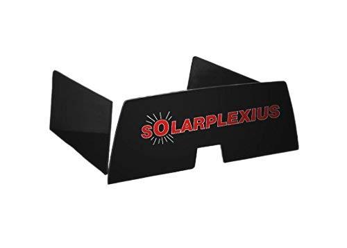Solarplexius Sonnenschutz Autosonnenschutz Scheibentönung Sonnenschutzfolie Dacia Lodgy mit Ausstellfenster Bj ab 12