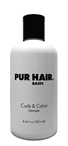Pur Hair Basic Curls & Color Detangler er Pack(x)