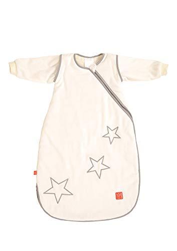 Kaiser 65070131 Schlafsack Star Sidezip, 70 cm, beige M