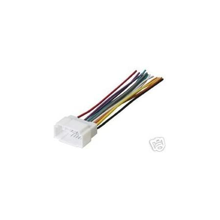 Amazon.com: Stereo Wire Harness for Acura MDX 05 06 2005 2006(car Radio  Wiring Installation Parts): Car Electronics   Acura Mdx Wire Harness      Amazon.com