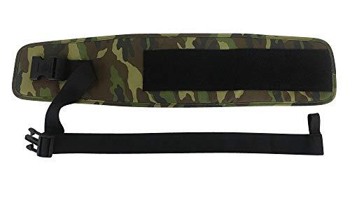 Tushbaby Waistband Extender - Extension Belt, Custom Fit, Adjustable, Machine Washable, Ergonomic Child + Infant + Toddler Carrier, Camo