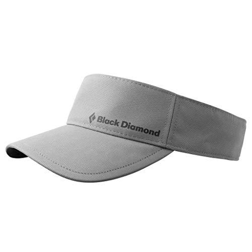 Black Diamond Stretch Visor Grau, Kopfbedeckung, Größe L/XL - Farbe Slate