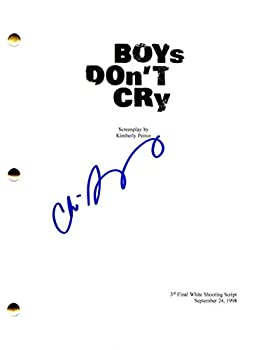 CHLOE SEVIGNY SIGNED AUTOGRAPH - BOYS DON T CRY FULL MOVIE SCRIPT - HILARY SWANK PETER SARSGAARD KIDS PARTY MONSTER DOGVILLE ZODIAC PORTLANDIA BIG LOVE THE DEAD DON T DIE