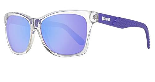 Just Cavalli JC649S 5626Z Sunglasses JC649S 26Z 56 Sonnenbrille 56, Transparent